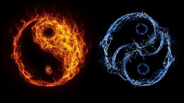 Fanfic / Fanfiction Agua e fogo
