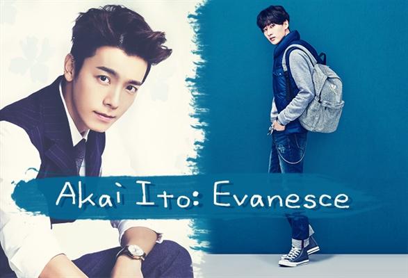 Fanfic / Fanfiction Akai Ito: Evanesce