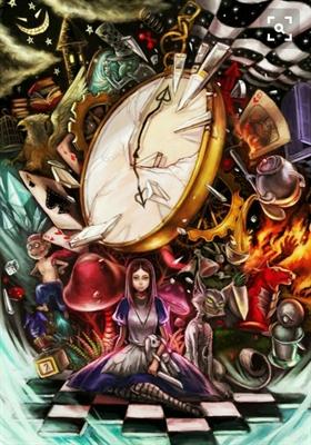Fanfic / Fanfiction Alice, a louca?