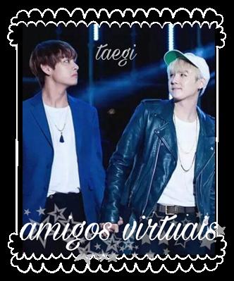 Fanfic / Fanfiction Amigos virtuais