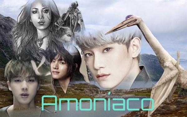 Fanfic / Fanfiction Amoníaco