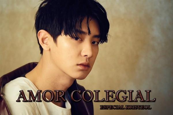 Fanfic / Fanfiction Amor Colegial - Especial KrisYeol