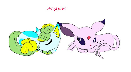 Fanfic / Fanfiction As Irmãs (Versão: Pokémon)