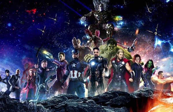 Fanfic / Fanfiction Avengers: Infinit War, Romanogers