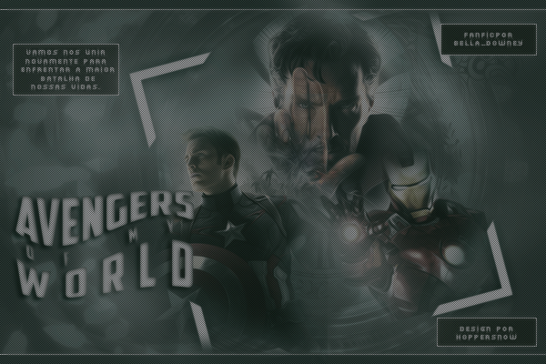 Fanfic / Fanfiction Avengers of my world
