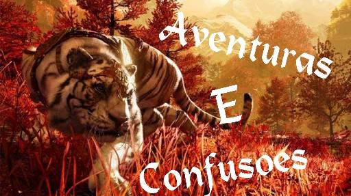 Fanfic / Fanfiction Aventuras e Confusoes 🔱