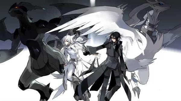 Fanfic / Fanfiction AYZ White Dark