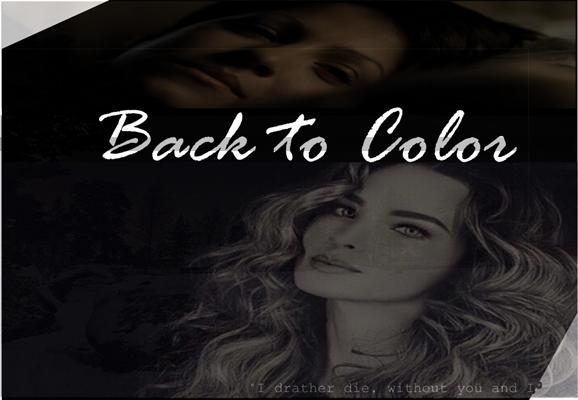 Fanfic / Fanfiction Back to Color