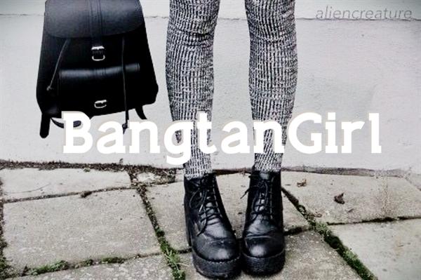 Fanfic / Fanfiction BangtanGirl