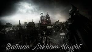 Fanfic / Fanfiction Batman Arkhan Knight