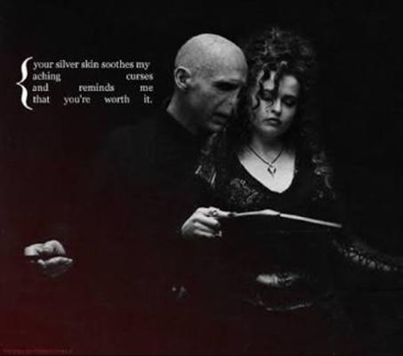 Fanfic / Fanfiction Bellatrix's Thinkings