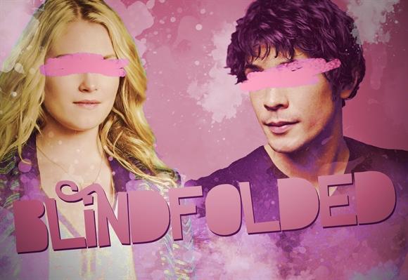 Fanfic / Fanfiction Blindfolded