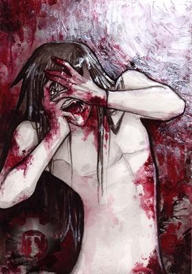 Fanfic / Fanfiction Blood Night