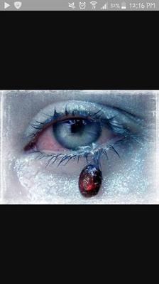Fanfic / Fanfiction Blood Tears