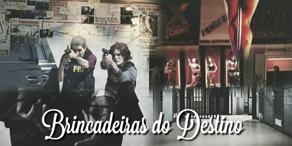 Fanfic / Fanfiction Brincadeiras do Destino.