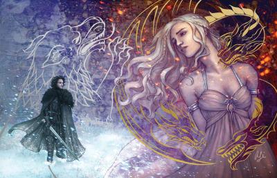 Fanfic / Fanfiction Burning Ice