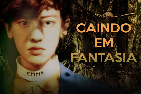 Fanfic / Fanfiction Caindo em Fantasia