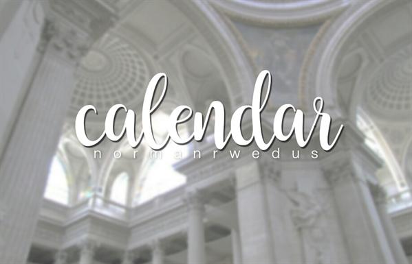 Fanfic / Fanfiction Calendar