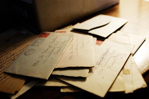 Fanfic / Fanfiction Cartas para você