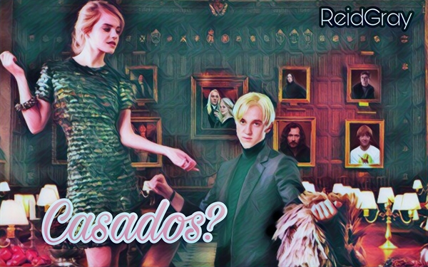 Fanfic / Fanfiction Casados? - Dramione