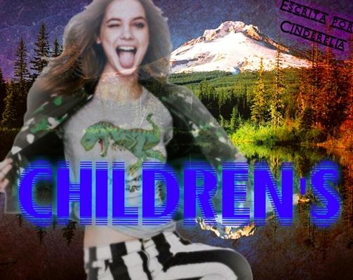 Fanfic / Fanfiction Children's - Interativa