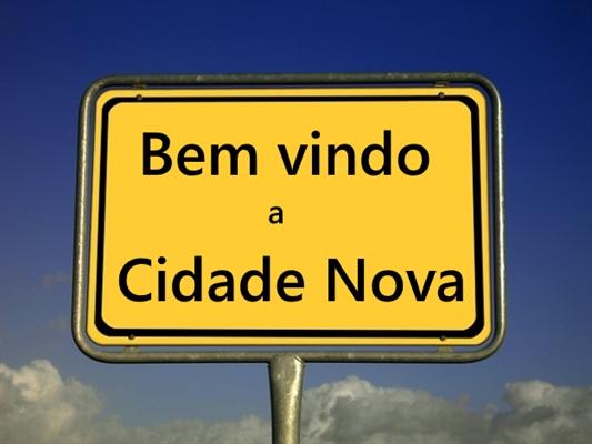 Fanfic / Fanfiction Cidade Nova