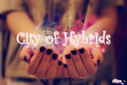 Fanfic / Fanfiction City of Hybrids - INTERATIVA