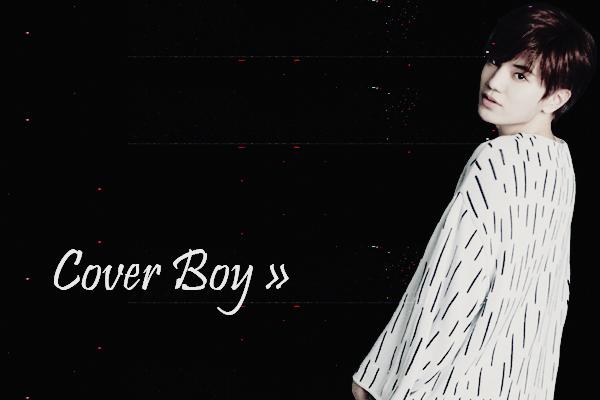 Fanfic / Fanfiction Cover Boy