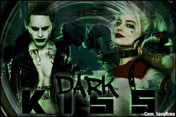 Fanfic / Fanfiction Dark Kiss