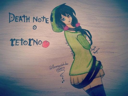 Fanfic / Fanfiction Death Note o Retorno