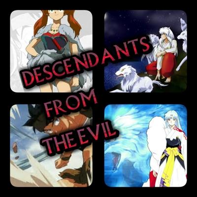 Fanfic / Fanfiction Descendants from the evil
