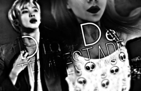 Fanfic / Fanfiction Dias De Tempestade (Imagine Namjoon BTS)