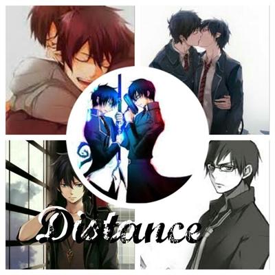 Fanfic / Fanfiction Distance
