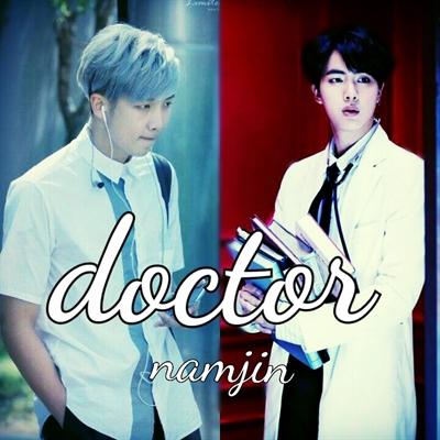 Fanfic / Fanfiction Doctor namjin *Hiatus*