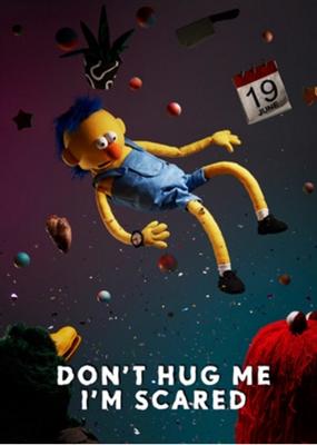 Fanfic / Fanfiction Don't hug me I'm scared