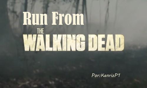 Fanfic / Fanfiction Escape from The Walking Dead