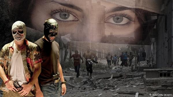 Fanfic / Fanfiction Faixa de Gaza