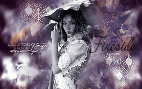 Fanfic / Fanfiction Fireside