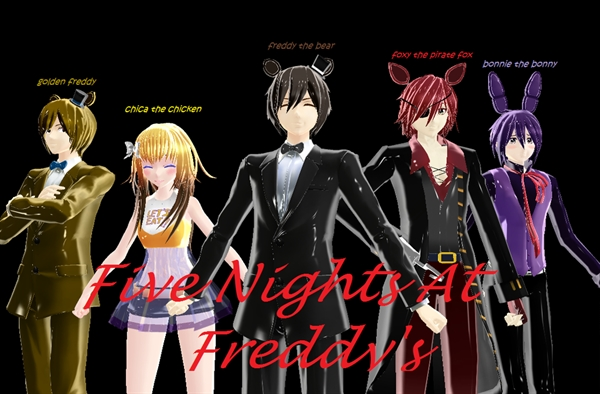 Fanfic / Fanfiction Five Nights at Freddy: A Nova Esperança