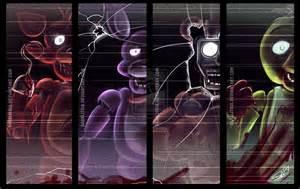 Fanfic / Fanfiction Five Nights At Freddy's - Novos Animatronics