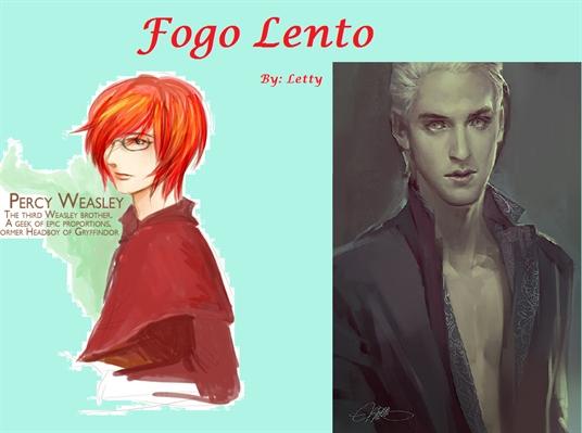 Fanfic / Fanfiction Fogo Lento