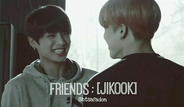 Fanfic / Fanfiction Friends ;; [jikook]