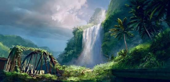 Fanfic / Fanfiction Fuga do Paraíso
