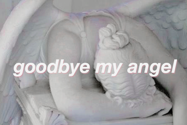 Fanfic / Fanfiction Goodbye My Angel