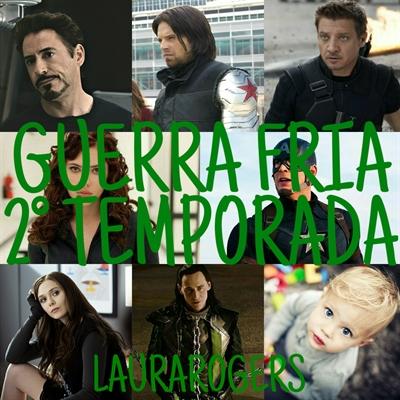 Fanfic / Fanfiction Guerra Fria 2° temporada - Romanogers