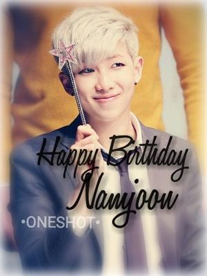 Fanfic / Fanfiction Happy Birthday Namjoon-ONESHOT
