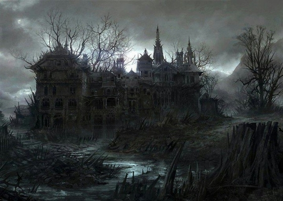 Fanfic / Fanfiction Haunted House ~Interativa~