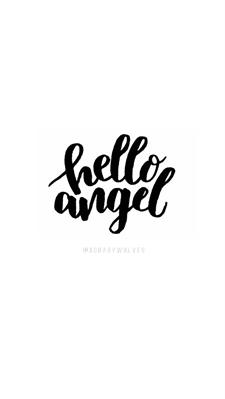 Fanfic / Fanfiction Hello Angel