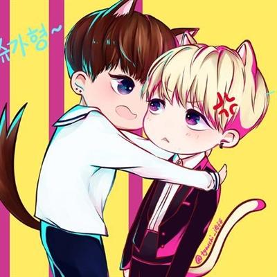 Fanfic / Fanfiction Hyung Cat - TaeGi ABO -
