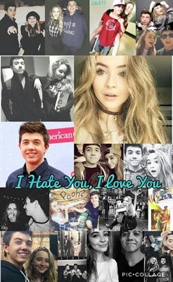 Fanfic / Fanfiction I Hate You , I Love You